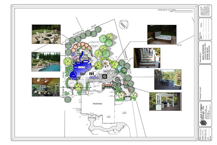 Master Landscape Project Plan