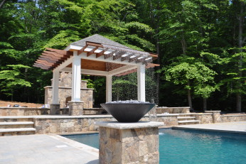 Luxury Resort Swimming Pool Fairfax Station